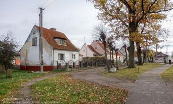 Правдинск. Улица Малая садовая