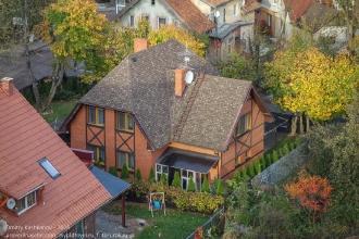 Зеленоградск. Фото с высоты