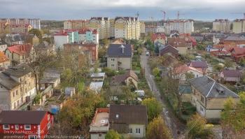 Зеленоградск. Современные дома