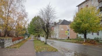 Багратионовск. Улица Центральная