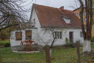 Багратионовск. Старые немецкие домики