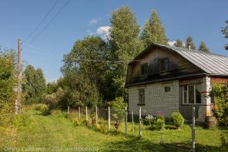 Дачный домик в селении Копылиха. Фото