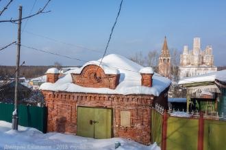 Фото Гороховца. Реставрация церкви
