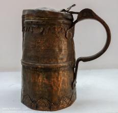 Пивная кружка 1671 года
