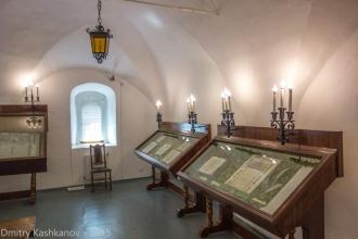 Музей старинных книг в Суздале. Фото 2015 года