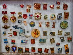 Старые советские значки фото