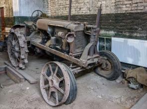 Старый транспорт