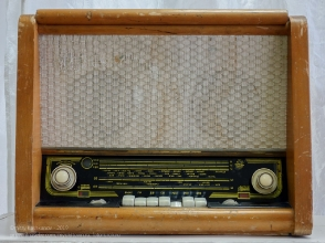 Радиола ламповая