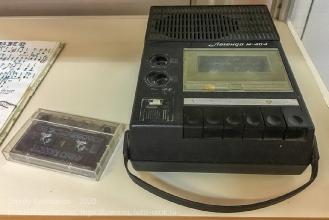 Кассетный магнитофон Легенда М-404